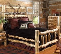 53 Best Rustic Cabin Bed Frames Bedding Images On Pinterest