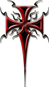 Tribal Cross Tattoo 2 By Blakewise On DeviantART Kind Of Like This One Too Not Sold It