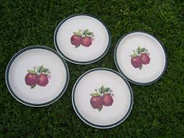 apple dishes for kitchen china pearl casuals apple plates
