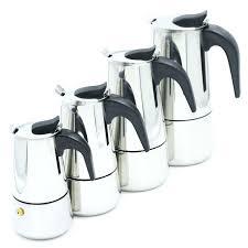 Espresso Coffee Pot Maker Latte Piano Machine Percolator Tools Cafetiere