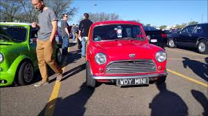 Lafayette Cars And Coffee May 2017 - YouTube