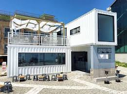 100 Houses Built From Shipping Containers 7 Benefits Of Having A Container House Container House