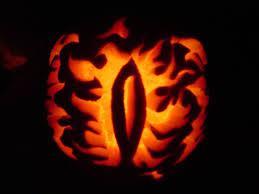 Walking Dead Pumpkin Designs by The Flaming Eye Of Sauron Halloween Pumpkins U2013 Mordor The