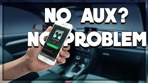 How To Play Music In Your Car Without an Aux Chord Bluetooth With