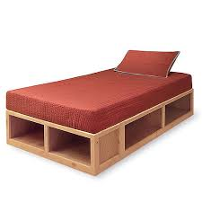 Best Twin Bed Frame With Storage Twin Bed Frame With Platform