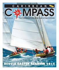 Nadine Yacht Sinking 1997 by Caribbean Compass Yachting Magazine May 2015 By Compass Publishing