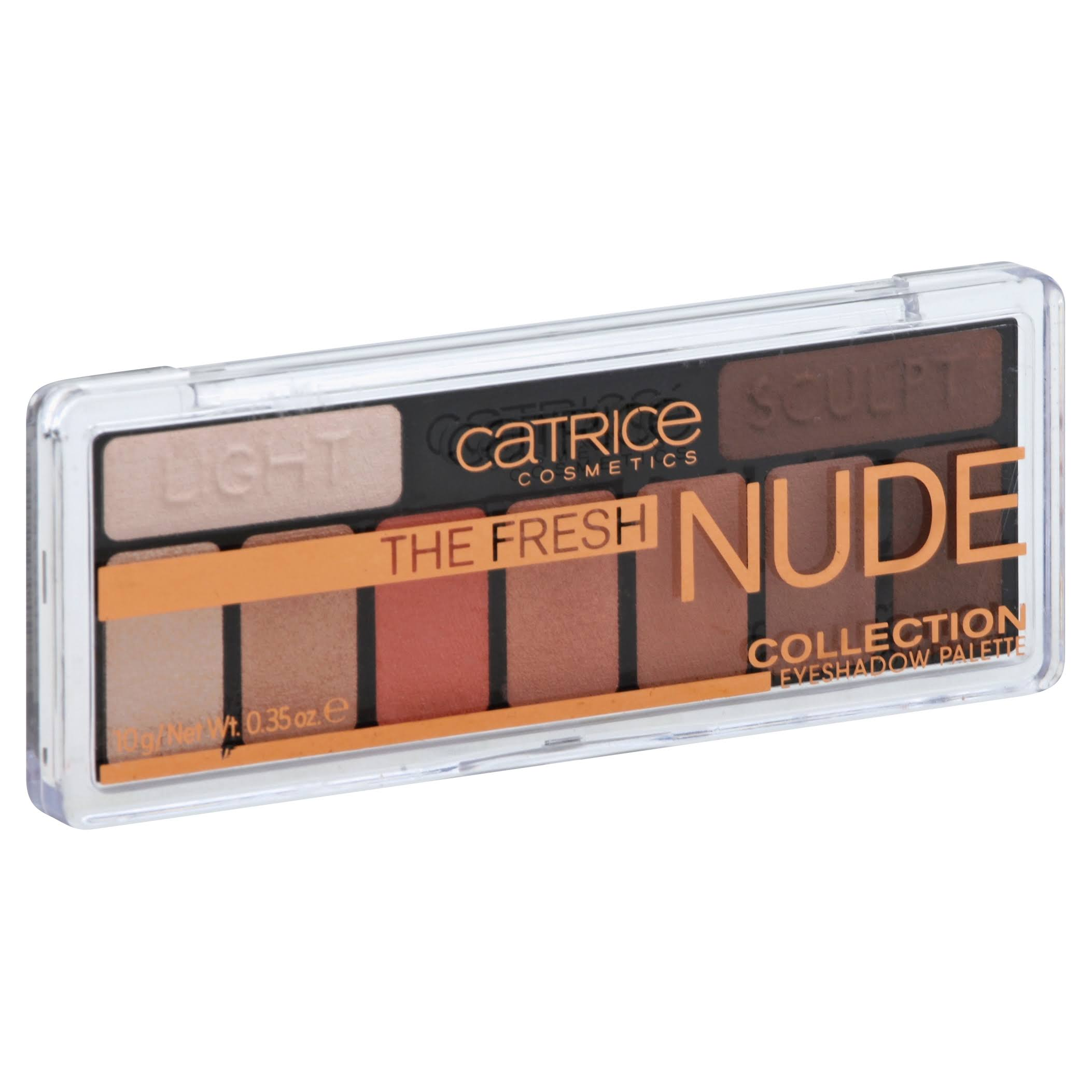 Catrice The Fresh Nude Collection Eyeshadow Palette - 010 Newly Nude, 10g