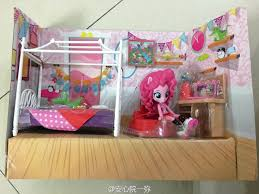 My Little Pony Bed Set by First Equestria Girls Mini Set Spotted Mlp Merch