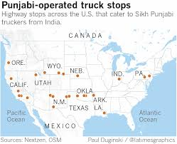 100 Truck Driver Average Salary Sikh Drivers Are Transforming US Trucking Take A Ride