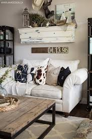 Beach Inspired Living Room Decoration