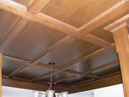 plafond a caisson suspendu plafond caisson bois massif design de maison