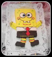 jeux de cuisine spongebob gâteau spongebob la cuisine d oum yasmine001