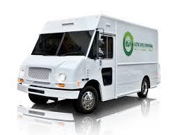 UPS Tests EVI-WI Vans - Autoevolution