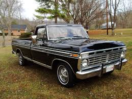 1974 F100 Black On Black Beauty! | Ford Trucks | Pinterest | Ford ... 1974 Ford F250 Original Barnfind Flawless Body Paint Flashback F10039s New Arrivals Of Whole Trucksparts Trucks Or Courier Fordtruckscom 2 F100 Ranger 50 V8 302 Youtube 4x4 Rebuilt 360 Automatic 4wd 76 F 250 Tuff Truck 4 Fordtruck 74ft1054c Desert Valley Auto Parts F150 Farm 428 Cobra Jet Frame Up Restore Homebuilt Father Son Build Truckin Is Absolutely Picture Perfect Fordtrucks For Sale Classiccarscom Cc11408