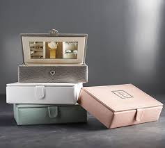 Jewellery Boxes For Women & Jewellery Storage | Pottery Barn Australia Antique Silver Jewellery Boxes Pottery Barn Au Jewelry Box Fine Living For Less Mckenna Leather Large Mirror Best 2000 Decor Ideas 25 Box On Pinterest Diy Jewelry Band Gagement Callie Glass Medium 262 Best Jewellery Boxes Images For Women Storage Australia Watches Find Products