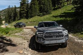 100 Truck Grills 2020 Toyota Tacoma First Drive Review Small Tweaks Make