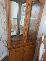 Dining Room Table And Chairs Display Cabinet