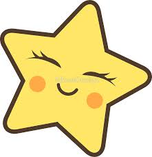 773x800 Kawaii Star Stickers By MheaDesign Redbubble