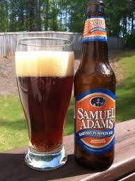 Harvest Moon Pumpkin Ale by Beer Review Samuel Adams Harvest Pumpkin Ale Ding U0027s Beer Blog