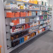 Pharmacydesign Shelving Retail Shop Display A Bespoke Wall Mounted Unit In White