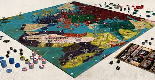 Axis And Allies Board Game Strategy