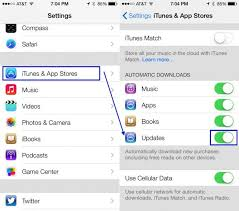 Manually Update Your Apps In iOS 7 Beta [iOS TIps]