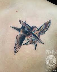 Two Birds Tattoo