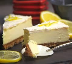 recette avec ricotta dessert cheesecake au citron sans cuisson recette cheesecake au citron