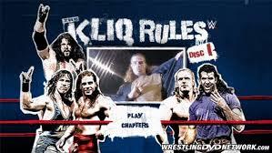 Wwe Curtain Call 1996 by Review Wwe U0027the Kliq Rules U0027 Dvd U0026 Blu Ray Wrestling Dvd Network