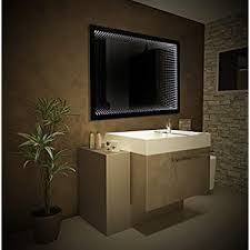 huis beleuchteter led badspiegel leipzig luxclusif