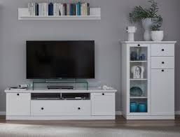 kommode weiß highboard wohnzimmer esszimmer schrank landhaus