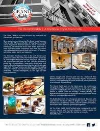 100 The Grand Daddy Hotel Hello Cape Town September 2014 By Hello Cape Town Magazine