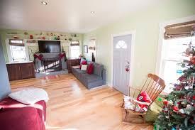 Long Narrow Living Room Entryway