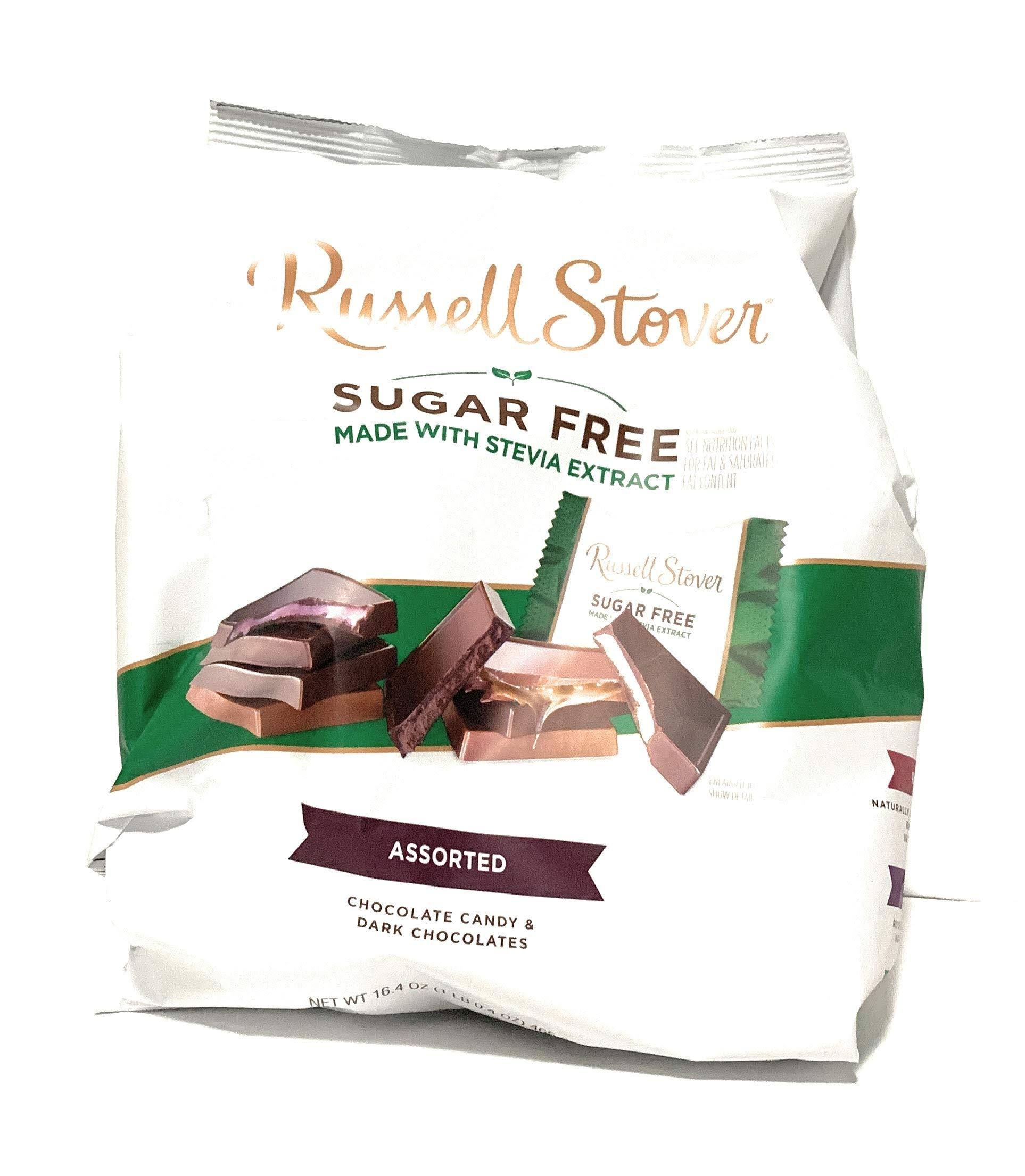 All New Russell Stover Sugar Free Assorted