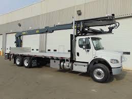 HEILA Boom Truck Packages - BIK Hydraulics