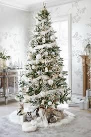 Christmas Trees Fake Tree Decorating Ideas