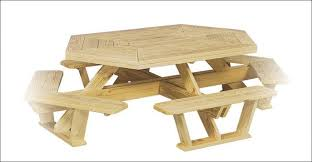 exteriors foldable picnic table 6 foot picnic table concrete