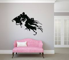 Wall Mural Decals Amazon by Amazon Com Dementor And Patronus Harry Potter Decor Wall Decal