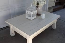 furniture reclaimed wood rectangular coffee table diy coffee