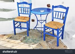 Traditional Greek Terrace Blue Tables Chairs Stock Photo (Edit Now ... Greek Style Blue Table And Chairs Kos Dodecanese Islands Shabby Chic Kitchen Table Chairs Blue Ding Http Outdoor Restaurant With And Yellow Crete Stock Photos 24x48 Activity Set Yuycx00132recttblueegg Shop The Pagosa Springs Patio Collection On Lowescom Tables Amusing Ding Set 7 Piece 4 Kids Playset Intraspace Little Tikes Bright N Bold Free Shipping Balcony High Cushions Fniture Rst Brands Sol 3piece Bistro Setopbs3solbl The