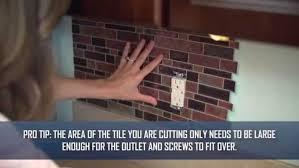 tile backsplash outlet shower stores near me extenders home depot