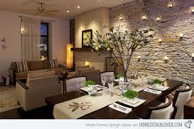 Gallery Of Enchanting Living Room Dining Combo