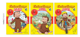 Curious George A Halloween Boo Fest by Wm Cg Franchise Weston Mason