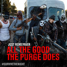 Halloween Purge 2 Mask by The Purge Election Year Review Costumes Halloween Costumes And