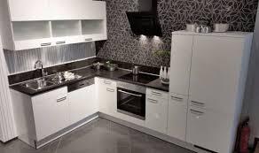 einbauküche mankaarktis 3 weiß glanz küchenzeile l form 295 x 185cm mit e geräte