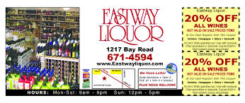 Eastway Liquor Coupons | Retail Coupons Of The Month ...