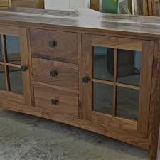 Walnut Dining Room Sideboard By Michael Heuser