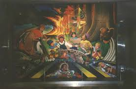 Denver Airport Conspiracy Murals by Coalition Of The Obvious Banal Mayday 322 Page 17