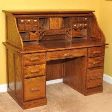 Ethan Allen Roll Top Desk by Oak Roll Top Desk Home Painting Ideas