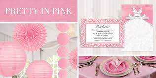 Pink And Gold Birthday Themes by Shop By Color Wedding Decorations U0026 Party Supplies Party City